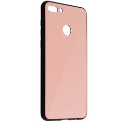 Husa Huawei Y9 2018 Glass Series - Roz