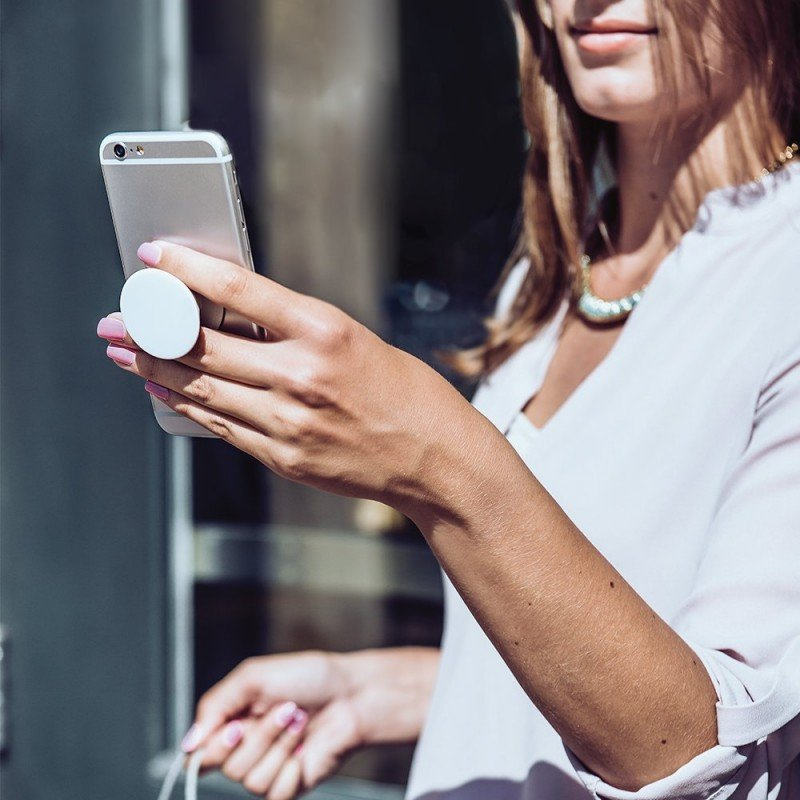 Popsockets Original, Suport Cu Functii Multiple - Liliac Diamond