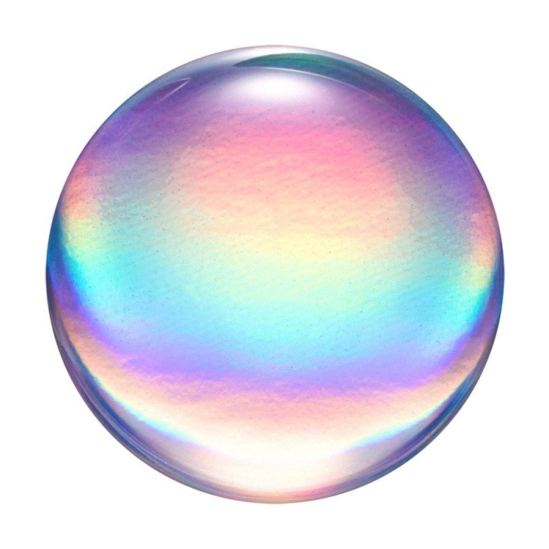 Popsockets Original, Suport Cu Functii Multiple - Rainbow Orb