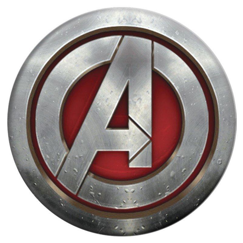 Popsockets Original, Suport Cu Functii Multiple - Avengers Icon Monochrome