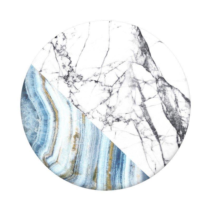 Popsockets Original, Suport Cu Functii Multiple - Aegean Marble