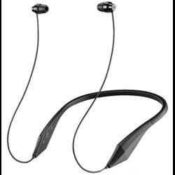 Casti In-Ear Plantronics BackBeat 100 Wireless Cu Bluetooth Si Suport Pentru Gat - Black