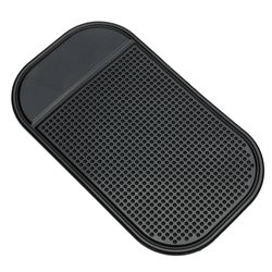 Pad silicon antialunecare cu adeziv Mobster - Black