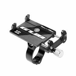 Suport Bicicleta Gub, Din Metal, Cu Prindere De Ghidon, Pentru Telefoane - Black G81