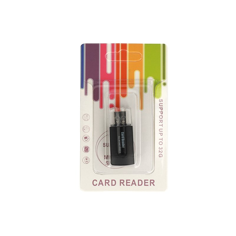 Card Reader Universal All in One USB 2.0  - Negru