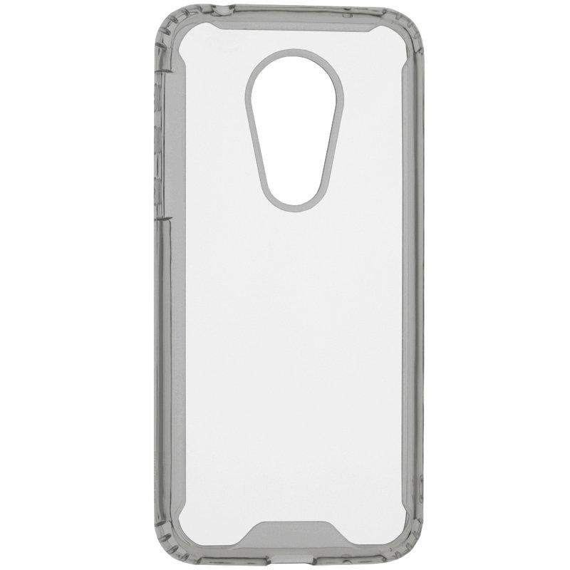 Husa Motorola Moto G7 Power Hybrid Clear Armor - Negru