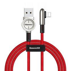 Cablu De Date Baseus USB La Lightning Exciting Mobile Game 1.5 A - CALCJ-B09 - Rosu
