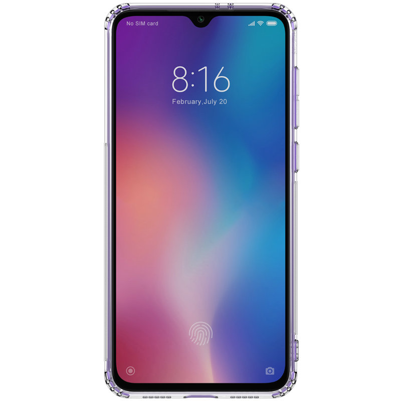 Husa Xiaomi Mi 9 Nillkin Nature UltraSlim Transparent