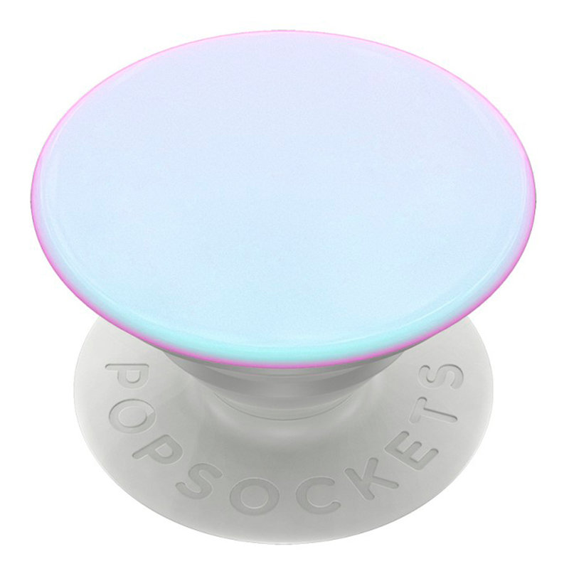 Popsockets Original, Suport Cu Functii Multiple - Chrome Mermaid White
