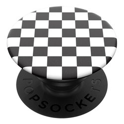 Popsockets Original, Suport Cu Functii Multiple - Checker Black