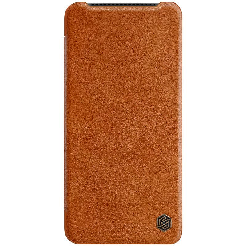Husa OnePlus 7 Flip Nillkin QIN Maro