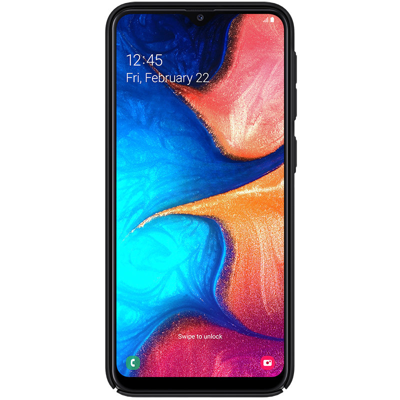 Husa Samsung Galaxy A20e Nillkin Frosted Black