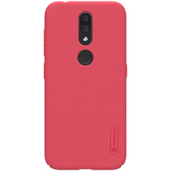Husa Nokia 4.2 Nillkin Frosted Red