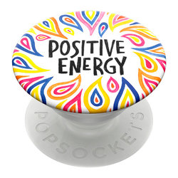 Popsockets Original, Suport Cu Functii Multiple - Positive Energy