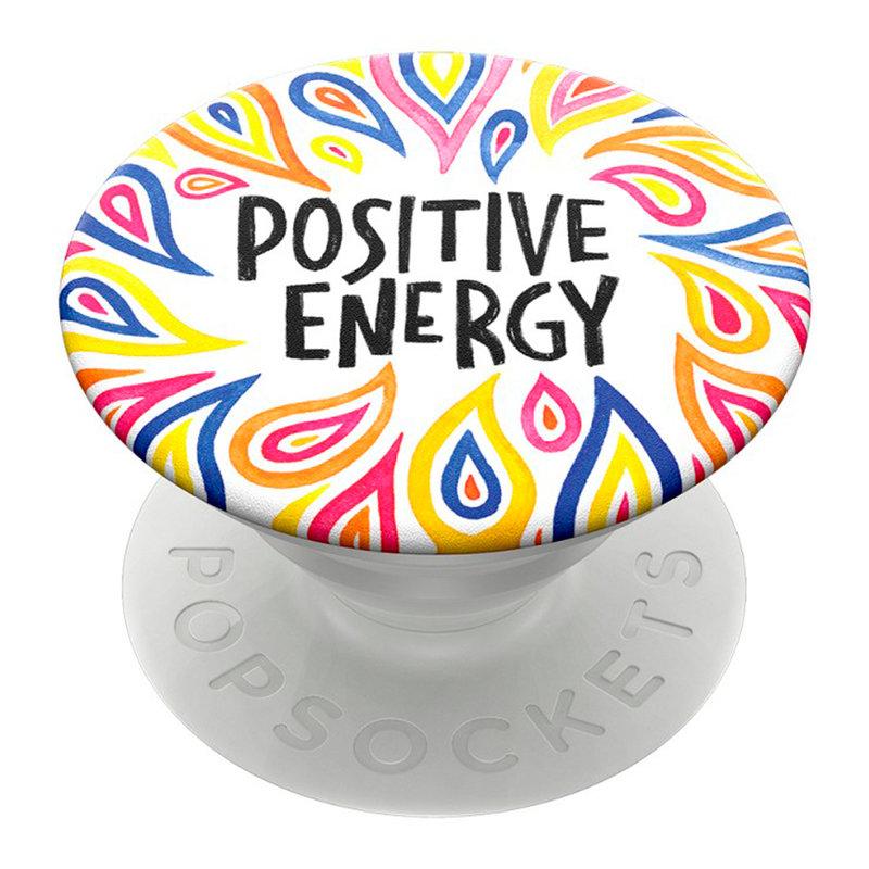Popsockets Original, Suport Cu Functii Multiple - Positive Energy