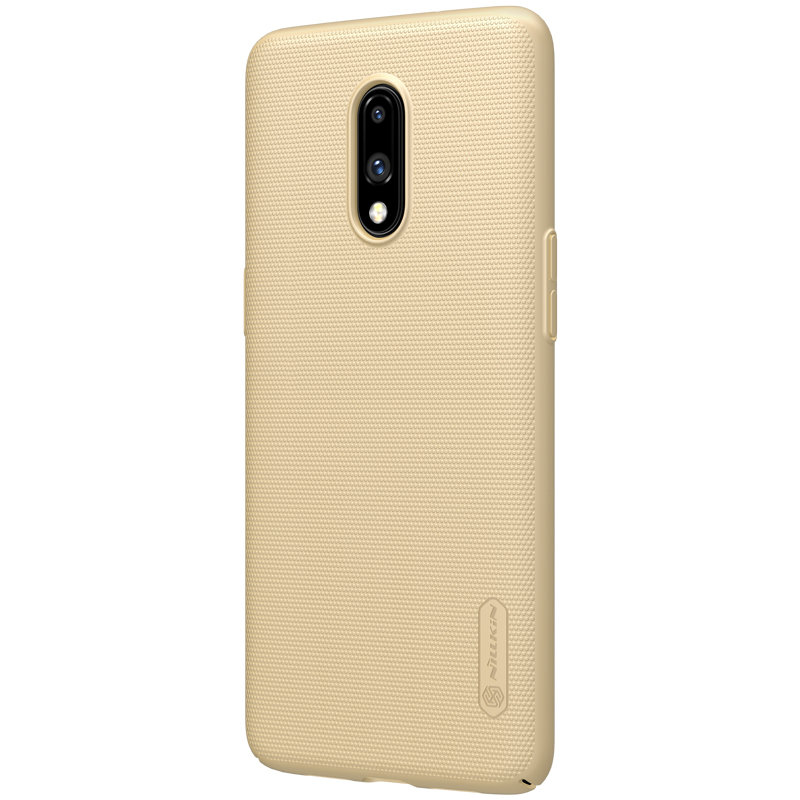 Husa OnePlus 7 Nillkin Frosted Gold