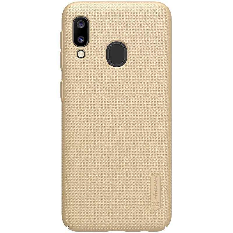 Husa Samsung Galaxy A20e Nillkin Frosted Gold