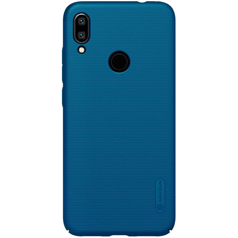 Husa Xiaomi Redmi Note 7 Nillkin Frosted Blue