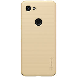 Husa Google Pixel 3a Nillkin Frosted Gold