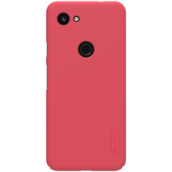 Husa Google Pixel 3a XL Nillkin Frosted Red