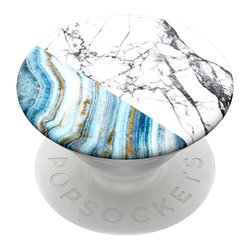 Popsockets Original, Suport Cu Functii Multiple - Aegean Marble