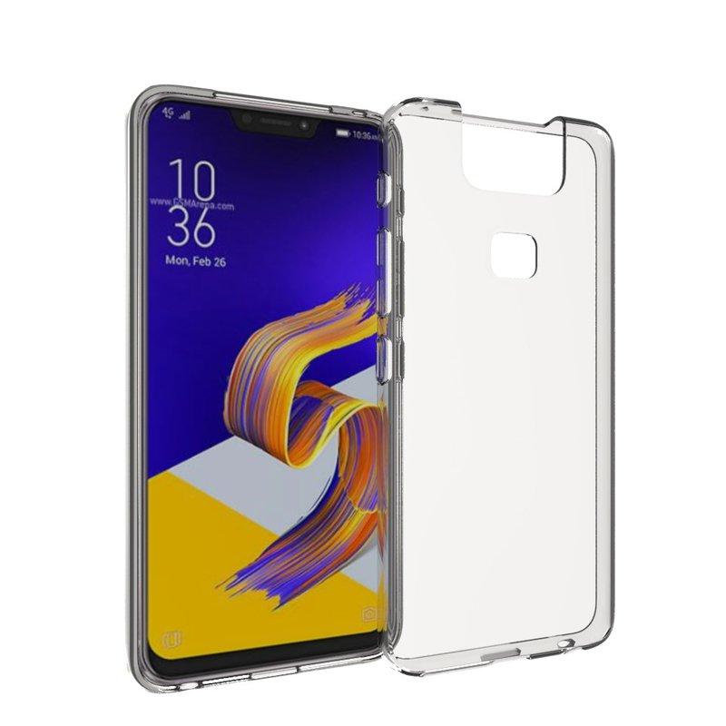 Husa Asus Zenfone 6 ZS630KL TPU Mobster - Transparent