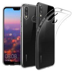 Husa Huawei P20 Lite TPU Mobster - Transparent
