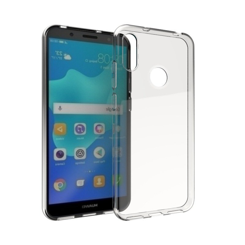 Husa Huawei Y6 2019 TPU Mobster - Transparent