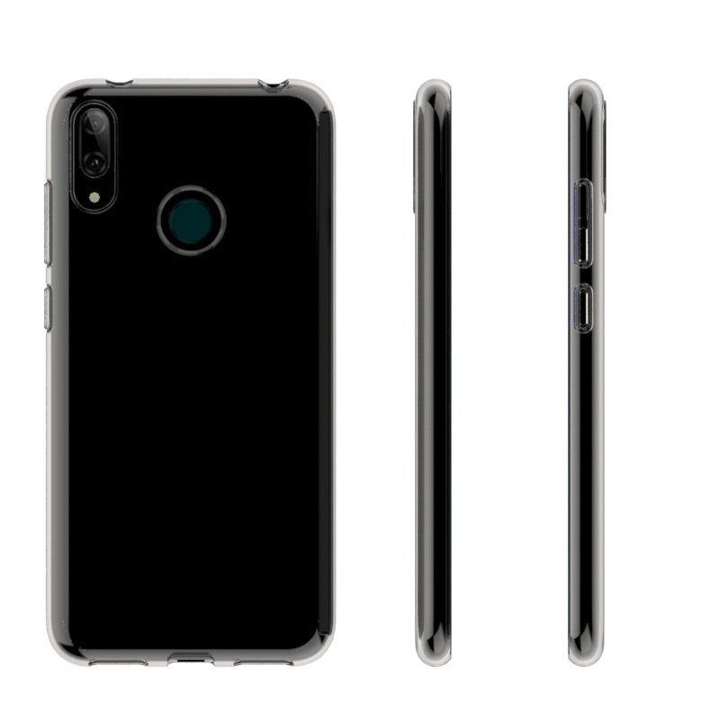 Husa Huawei Y7 2019 TPU Mobster - Transparent