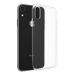 Husa iPhone XS Max TPU Mobster - Transparent