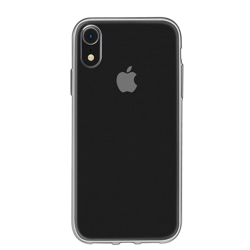 Husa iPhone XS TPU Mobster - Transparent