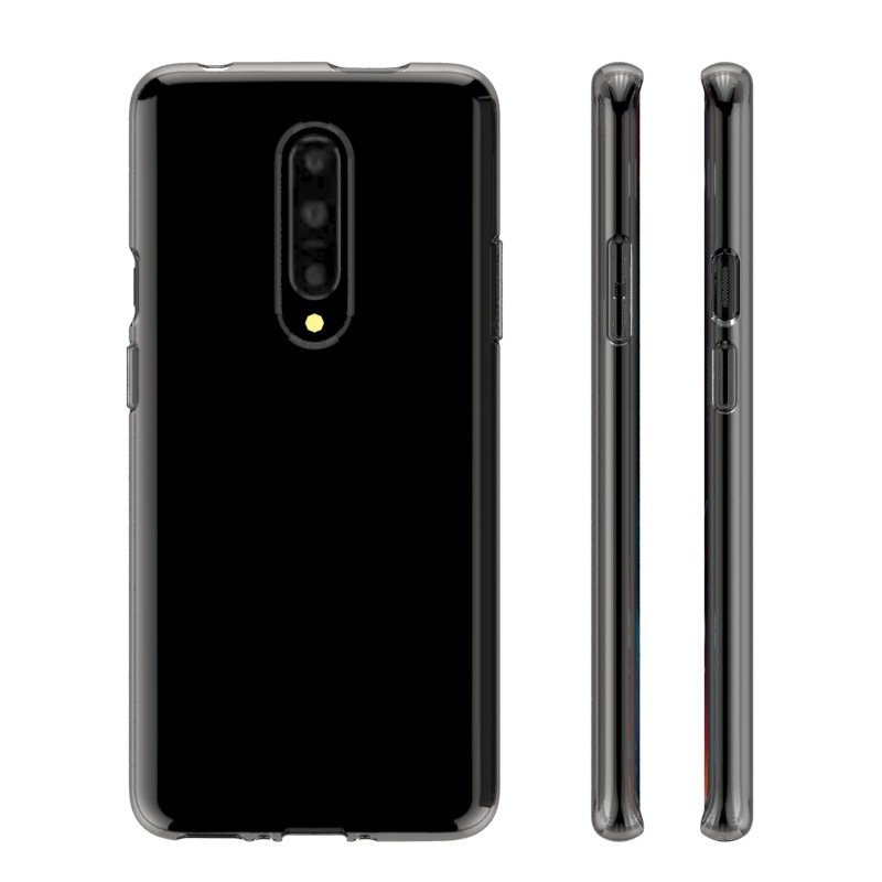 Husa OnePlus 7 Pro TPU Mobster - Transparent
