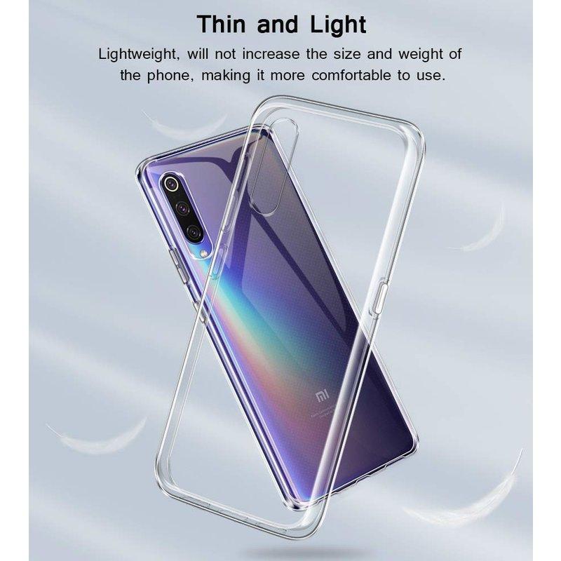 Husa Xiaomi Mi 9 TPU Mobster - Transparent