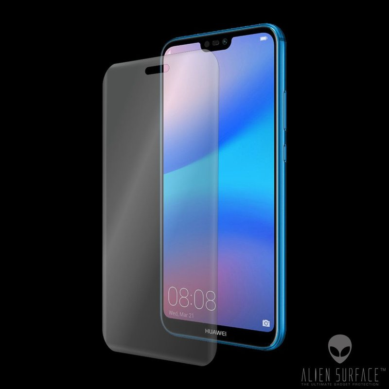 Folie Regenerabila Huawei P20 Lite Alien Surface XHD, Full Face - Clear