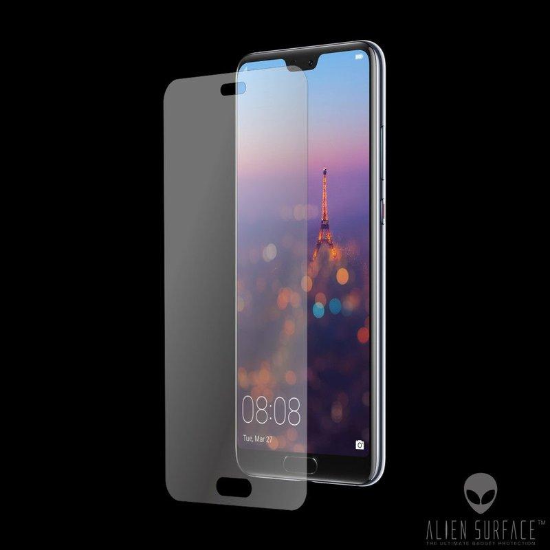 Folie Regenerabila Huawei P20 Alien Surface XHD, Case Friendly - Clear