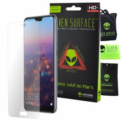 Folie Regenerabila Huawei P20 Alien Surface XHD, Case Friendly - Clear