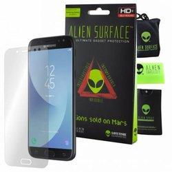 Folie Regenerabila Samsung Galaxy J5 2017 J530, Galaxy J5 Pro 2017 Alien Surface XHD, Case Friendly - Clear