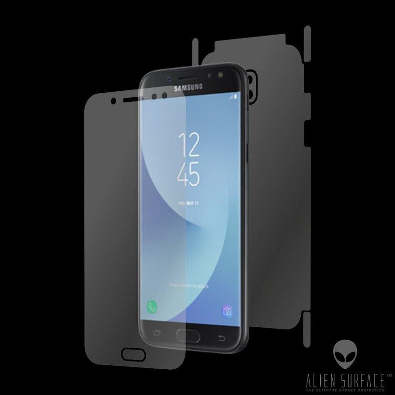 Folie 360° Samsung Galaxy J5 2017 J530, Galaxy J5 Pro 2017 Alien Surface XHD, Ecran, Spate, Laterale - Clear