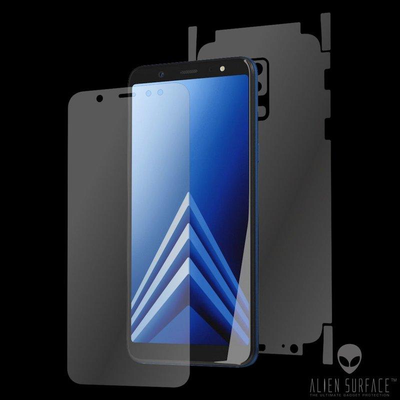 Folie 360° Samsung Galaxy A6 Plus 2018 Alien Surface XHD, Ecran, Spate, Laterale - Clear