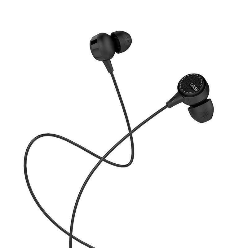 Casti In-Ear Cu Microfon UiiSii U8 Heavy Bass Sound - Black