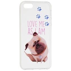 Husa iPhone 5 / 5s / SE Cu Licenta The Secret Life of Pets 2 - Mel