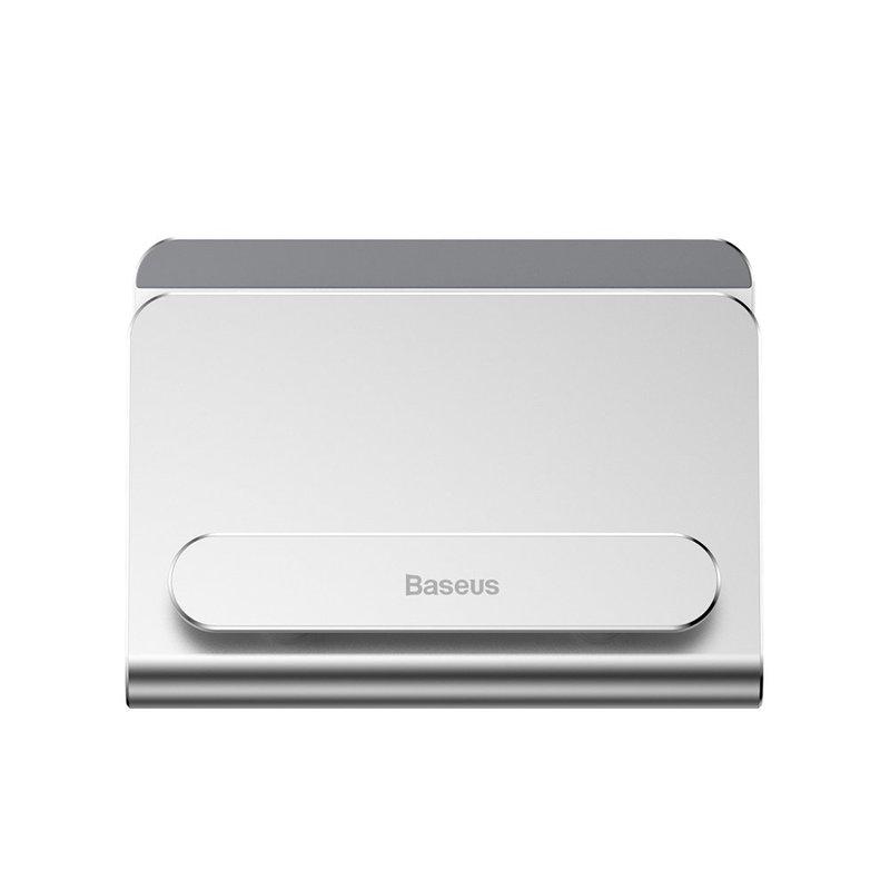 Suport Perete Telefon, Autoadeziv Cu Montaj Pe Suprafete Multiple Baseus - Argintiu SUBG-0S