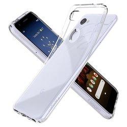 Husa Google Pixel 3a XL Spigen Liquid Crystal - Clear