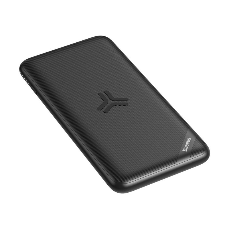 Baterie Externa Wireless 10000mAh Baseus S10 Bracket 18W - PPS10-01 - Black