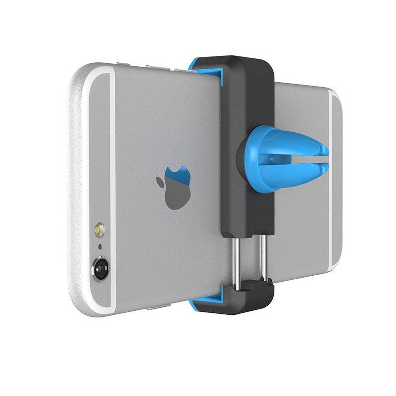 Suport Auto Telefon Hoco CPH01 Pentru Grila Ventilatie - Alb