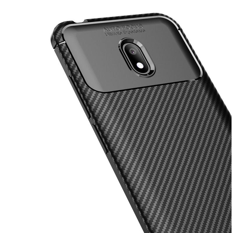 Husa Nokia 2.2 Mobster Carbon Skin Negru