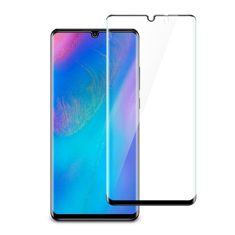 Folie Sticla Xiaomi Note 7 ESR Tempered Glass Film Edge - Black