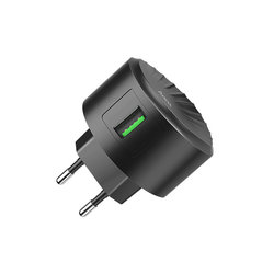 Incarcator Priza Hoco C68A Quick Charger Qualcomm 3.0 - Black