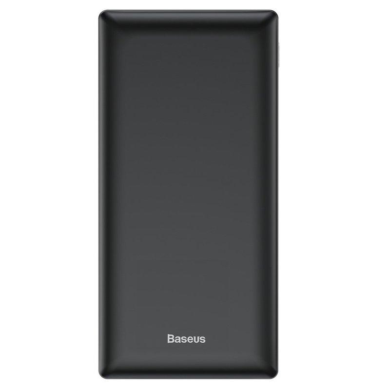 Baterie externa Baseus Mini JA Power Bank 20000 mAh USB/USB-C/micro-USB 3A - Black PPJAN-B01