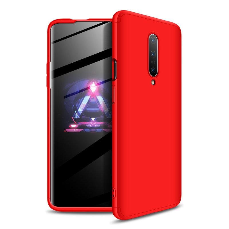 Husa OnePlus 7 Pro GKK 360 Full Cover Rosu